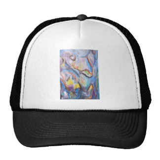 Origin of Species abstract expressionism Hats