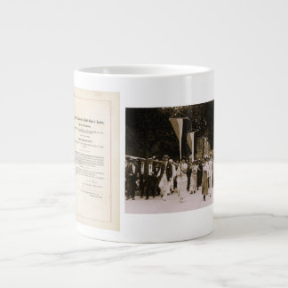 ORIGINAL 19th Amendment U.S. Constitution Jumbo Mug