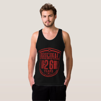 ORIGINAL 26 YEARS AGED TO PERFECTION SINGLET