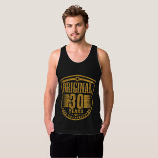 ORIGINAL 30 YEARS AGED TO PERFECTION SINGLET