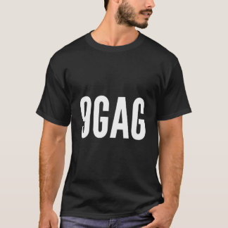 Original 9gag logo t-shirt - just for fun