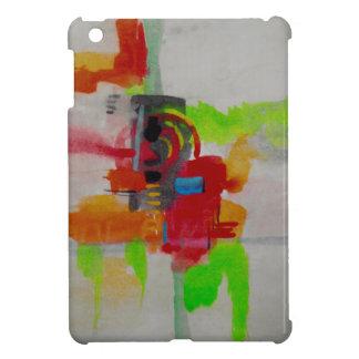 Original Abstract Artwork iPad Mini Cases