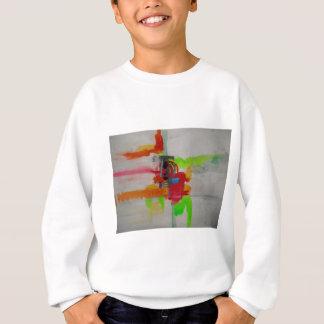 Original Abstract Artwork Sweatshirt