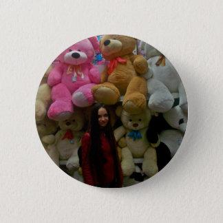 Original and cool 6 cm round badge
