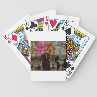 Original and cool bicycle playing cards