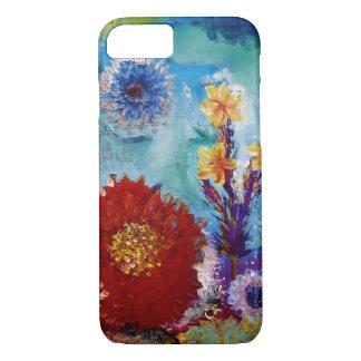 Original Aquatic Abstract Art Piece iPhone 8/7 Case