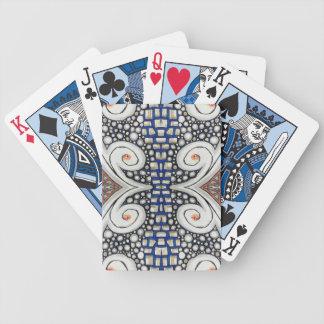 Original Art, Bicycle Brand Playing Cards