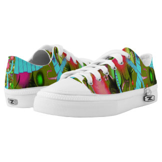 Original art designed By Elizabeth Scafuto Low Tops