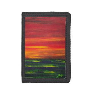 Original art TriFold Nylon Wallet
