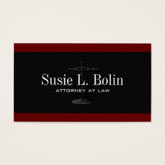 Original Attorney Business Cards