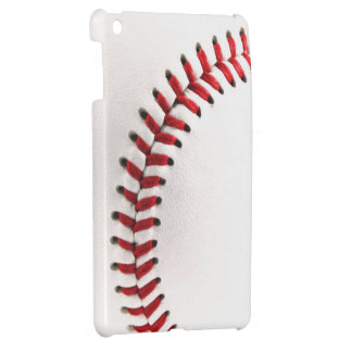 Original baseball ball iPad mini cases