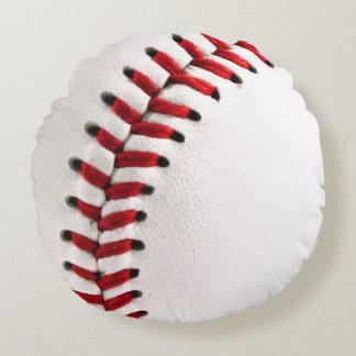 Original baseball ball round cushion