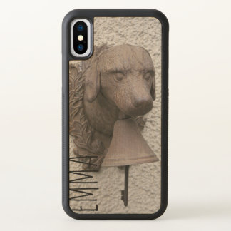 Original bell Dog Year 2018 personalized iPhone iPhone X Case