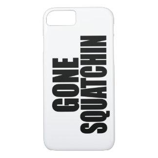 Original & Best-Selling Bobo's GONE SQUATCHIN iPhone 7 Case