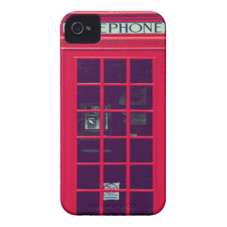 Original british phone box iPhone 4 cover