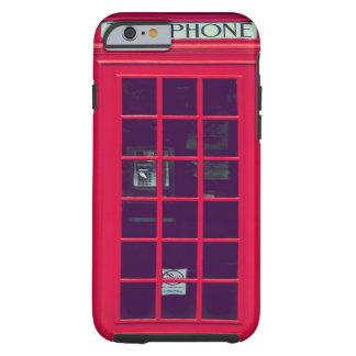 Original british phone box tough iPhone 6 case