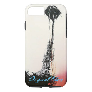 Original Chaos Apocalyptic Needle Tough Phone Case