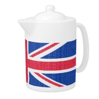 Original cross-stitch design Union Jack