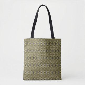 Original Diamond Green Deco Style Tote Bag