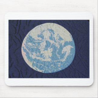 Original Earth Day Flag Mouse Pad
