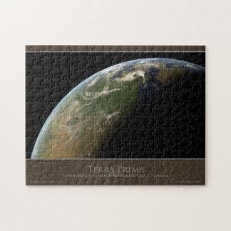Original Earth puzzle (252 pieces)