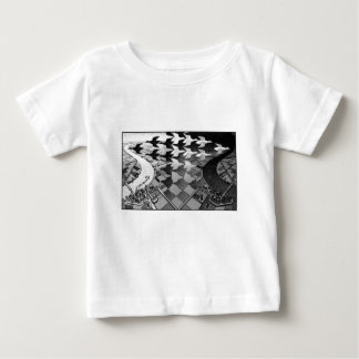 "Original famous draw ""day and night"" baby T-Shirt"