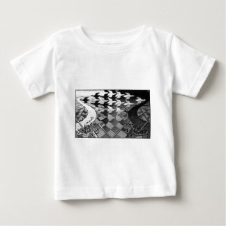 """Original famous draw """"day and night"""" baby T-Shirt"""