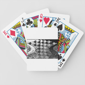 """Original famous draw """"day and night"""" bicycle playing cards"""
