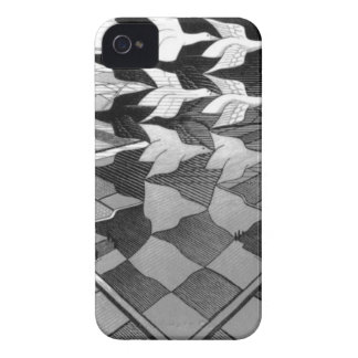 "Original famous draw ""day and night"" iPhone 4 cover"