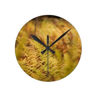 Original forest-inspired clock