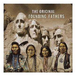 original founding fathers poster
