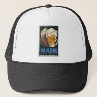 original French beer Art Deco Poster 1929 Trucker Hat