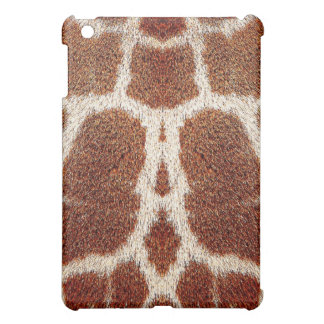 Original giraffe fur case for the iPad mini