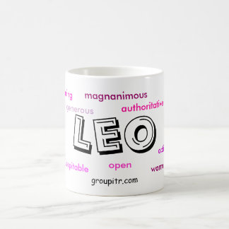 Original Groupitr Leo Mug