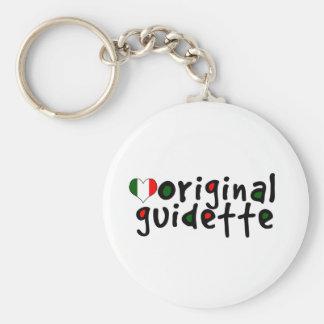 Original Guidette Key Ring