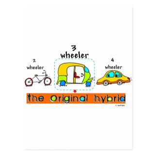 Original Hybrid Post Cards