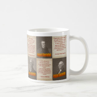 Original Libertarians Coffee Mug