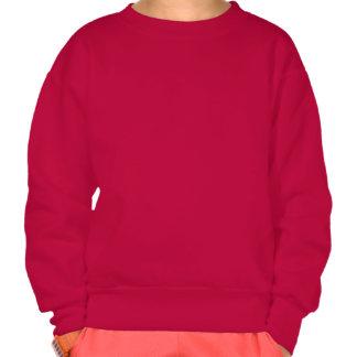Original Little Red Riding Hood Girl's Hooded Swea Pull Over Sweatshirts