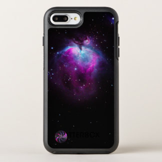 Original M42 - Orion Nebula image OtterBox Symmetry iPhone 8 Plus/7 Plus Case