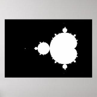 Original Mandelbrot Set 02 - Fractal Poster