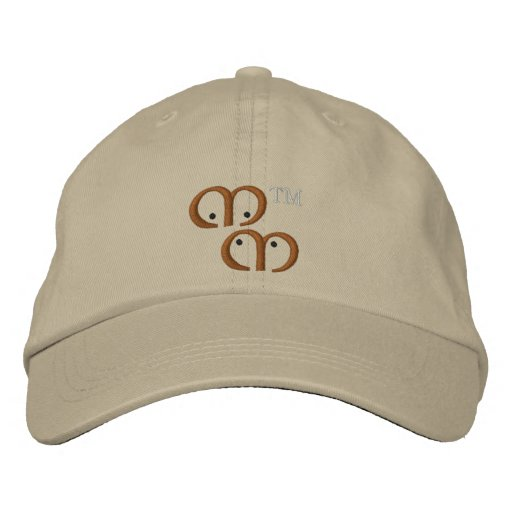 Original Multiple Monkeys Hat (Coco-S) Embroidered Hats