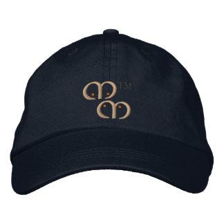 Original Multiple Monkeys Hat (Dark Tan-S) Embroidered Hats