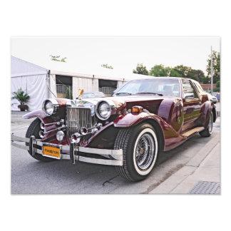 Original Neo-Classic Zimmer Sports Coupe Art Photo