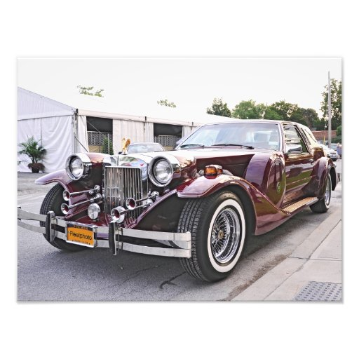 Original Neo-Classic Zimmer Sports Coupe Photo Print