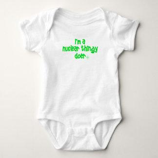 Original Nuclear Design Baby Bodysuit