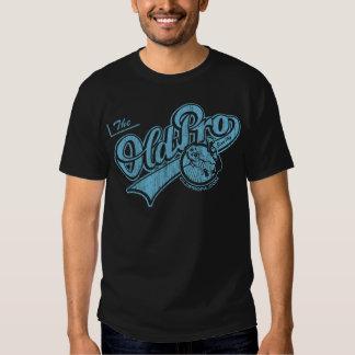 Original Old Pro (vintage lt. blue) T-shirts