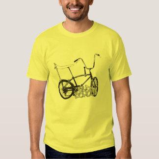 Original old School bike and graffiti Tee Shirts