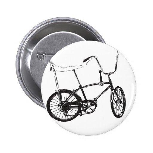 Original old School bike Button