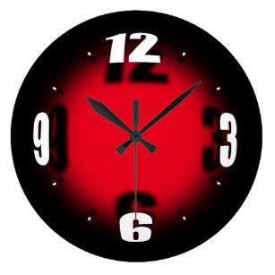 Read A Face Wall Clocks