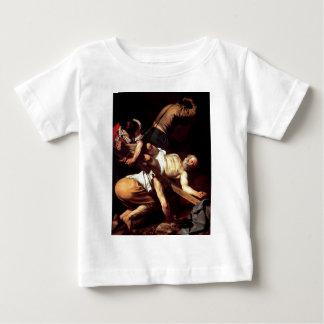 "Original paint ""La crocifissione di s Pietro"" Baby T-Shirt"